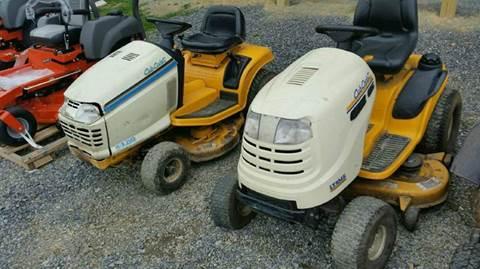 2005 Cub Cadet lawn tractor