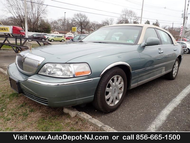 2006 Lincoln Town Car Signature Limited 4dr Sedan In Pennsauken Nj