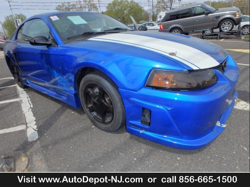 2004 Ford Mustang Base 2dr Coupe - Pennsauken NJ