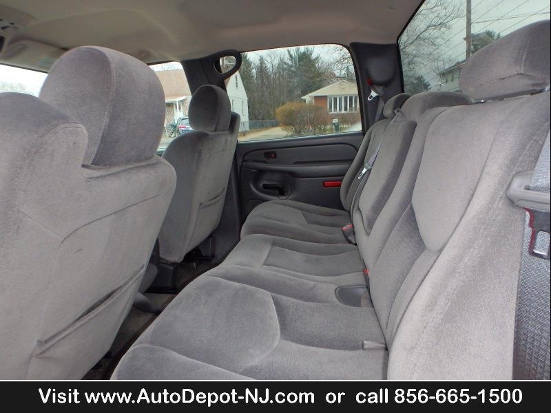 2006 GMC Sierra 1500 SLE1 4dr Crew Cab 4WD 5.8 ft. SB  Z71 - Pennsauken NJ