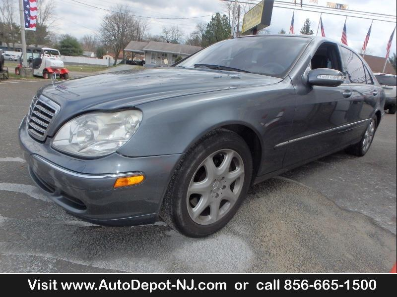 Used 2006 mercedes benz s class for sale in new jersey for Used mercedes benz for sale in nj