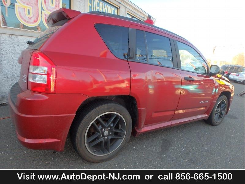 2008 Jeep Compass 4x4 Limited 4dr SUV w/CJ1 - Pennsauken NJ