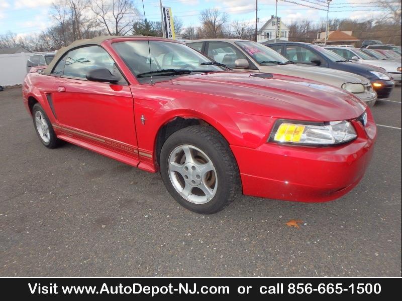 2000 Ford Mustang 2dr Convertible - Pennsauken NJ