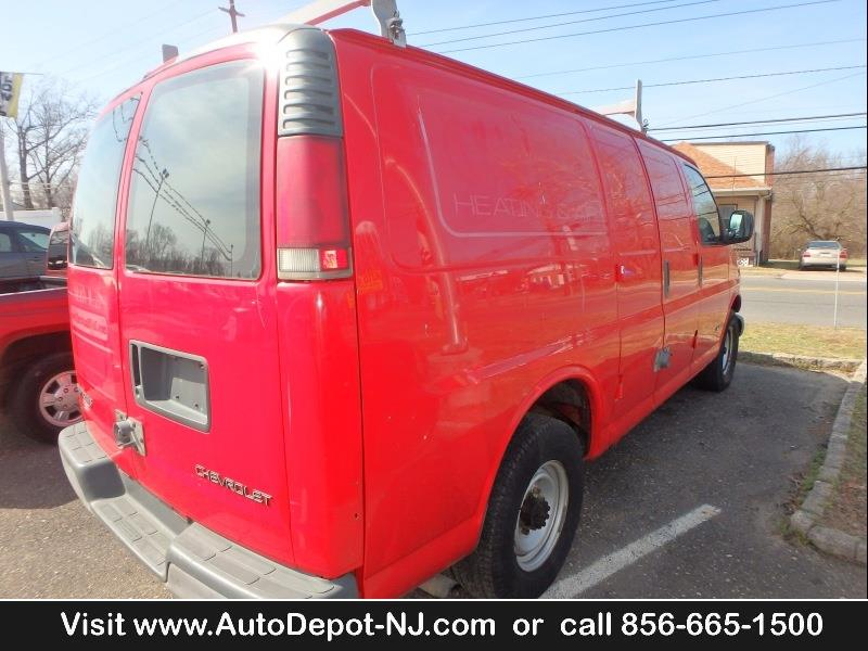 2001 Chevrolet Express Cargo 3500 3dr Van - Pennsauken NJ
