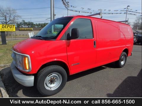 2001 Chevrolet Express Cargo for sale in Pennsauken, NJ