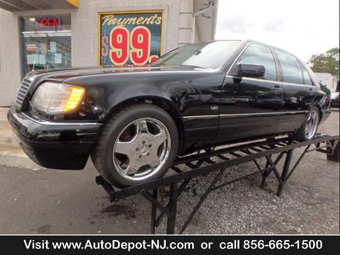 1997 mercedes benz s class for sale for Mercedes benz for sale nj