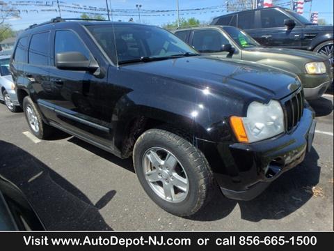 2007 Jeep Grand Cherokee for sale in Pennsauken, NJ