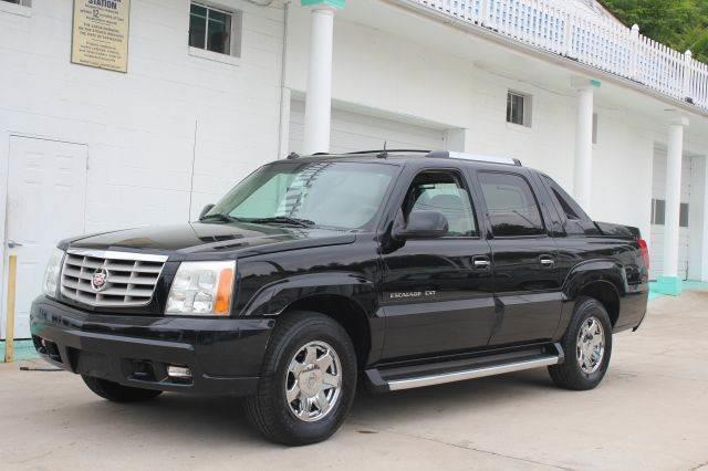 2003 Cadillac Escalade Ext For Sale In Stafford Va