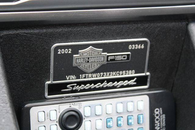 2002 Ford F-150 HARLEYDAVIDSON SPECIAL - Stafford VA