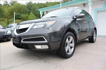 2012 acura mdx for sale for Rick roush honda medina ohio