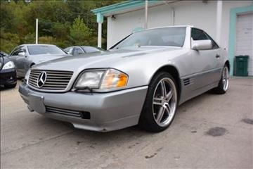 1995 Mercedes-Benz SL-Class for sale in Stafford, VA