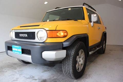 2007 Toyota FJ Cruiser for sale in Stafford, VA