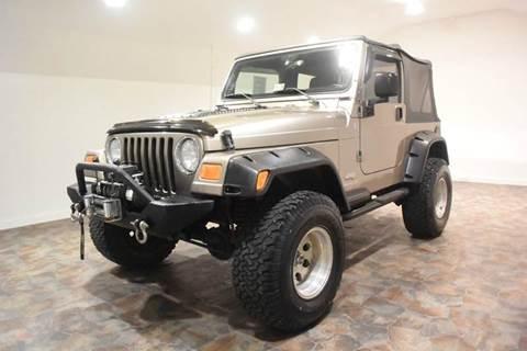 2004 Jeep Wrangler for sale in Stafford, VA