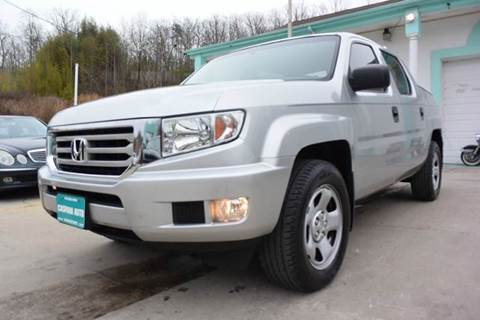 2012 Honda Ridgeline for sale in Stafford, VA