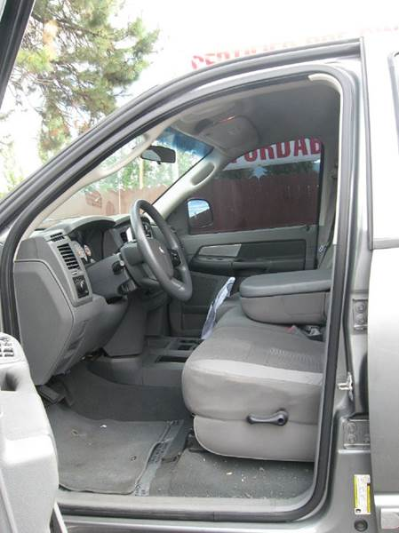 2008 Dodge Ram Pickup 1500 SXT 4dr Mega Cab 4WD SB - Flagstaff AZ