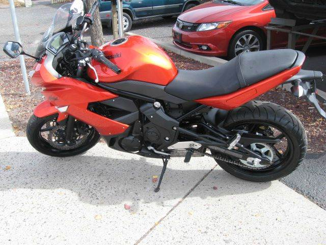 2011 Kawasaki Ninja 650R  - Flagstaff AZ