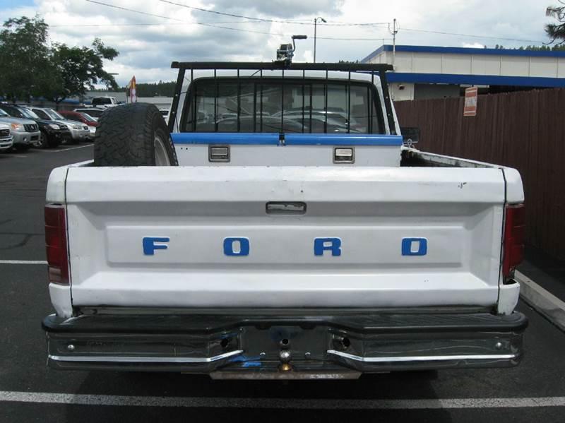 1985 Ford F-150  - Flagstaff AZ