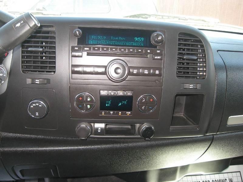 2013 Chevrolet Silverado 1500 4x4 LT 4dr Crew Cab 5.8 ft. SB - Flagstaff AZ