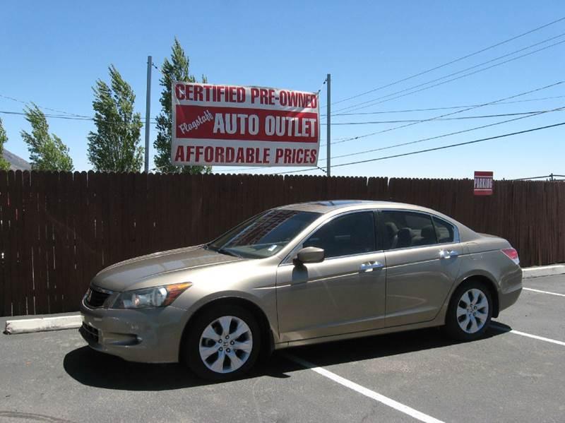 2009 Honda Accord EX-L V6 4dr Sedan 5A w/Navi - Flagstaff AZ