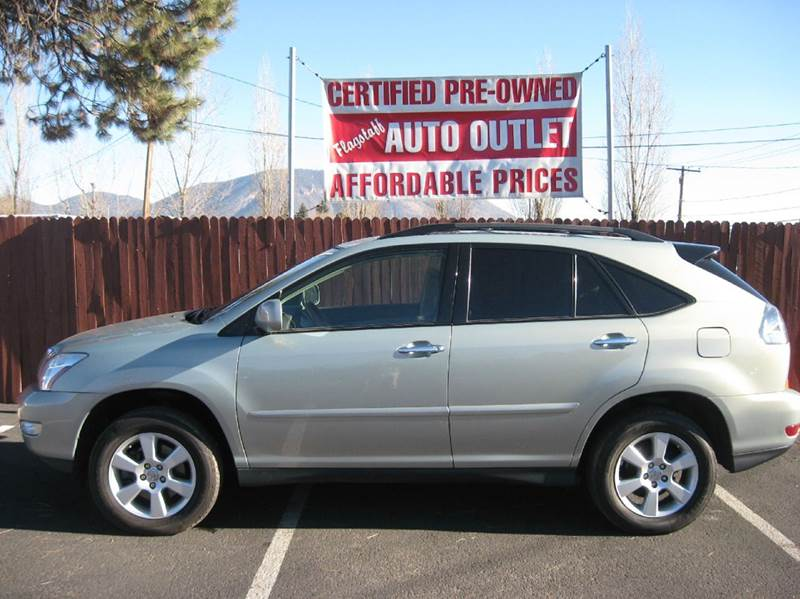 2008 Lexus RX 350 For Sale In Flagstaff, AZ