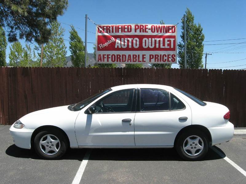 2004 Chevrolet Cavalier 4dr Sedan - Flagstaff AZ