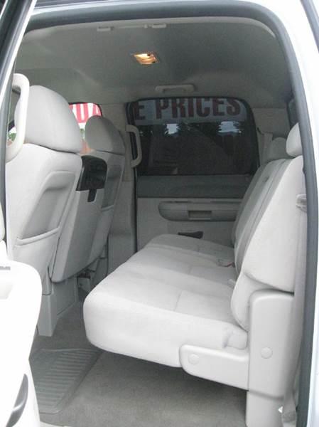 2007 GMC Sierra 1500 SLE2 4dr Crew Cab 4x4 5.8 ft. SB - Flagstaff AZ