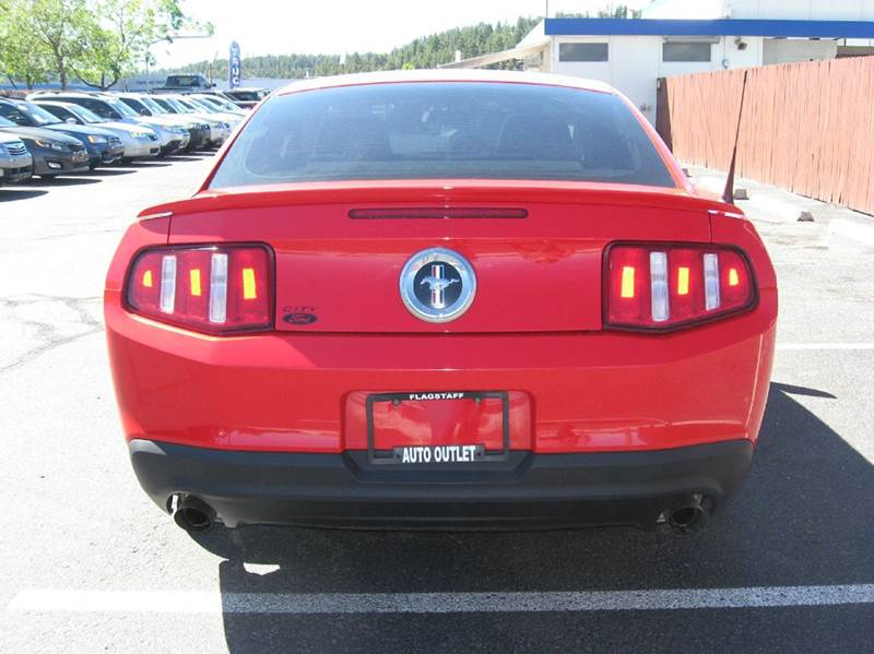 2011 Ford Mustang V6 2dr Coupe - Flagstaff AZ