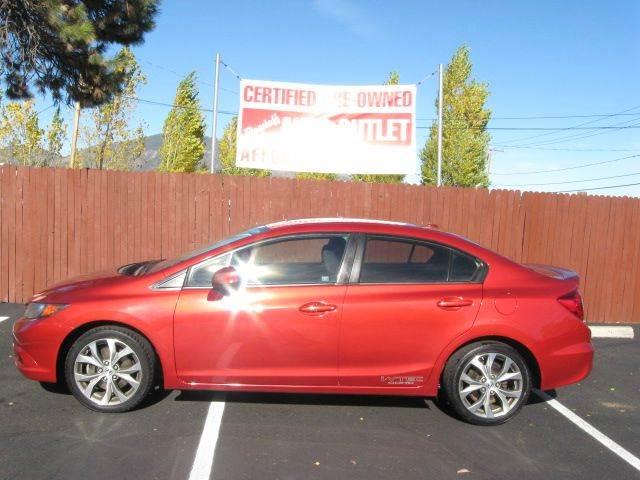 2012 Honda Civic Si 4dr Sedan w/Navi - Flagstaff AZ