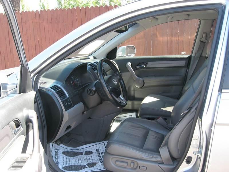 2008 Honda CR-V AWD EX-L 4dr SUV w/Navi - Flagstaff AZ
