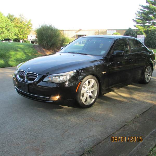 2008 Bmw 5 Series 535i 4dr Sedan Luxury In Alpharetta GA