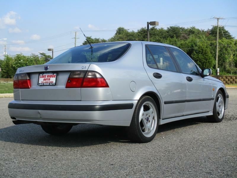 2000 saab 9 5 turbo