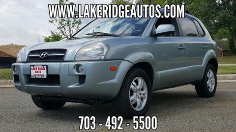2007 Hyundai Tucson for sale in Woodbridge, VA