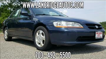 1999 Honda Accord for sale in Woodbridge, VA