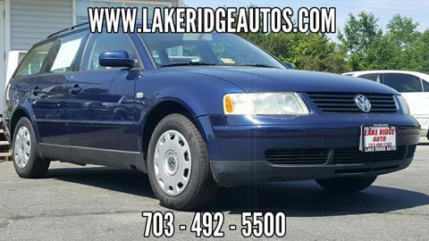 2000 Volkswagen Passat for sale in Woodbridge, VA