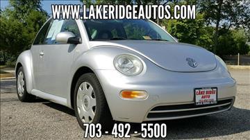 2001 Volkswagen New Beetle for sale in Woodbridge, VA