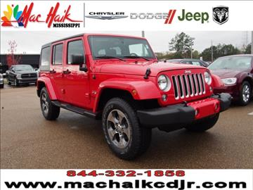 Jeep Wrangler Unlimited For Sale In Jackson Ms