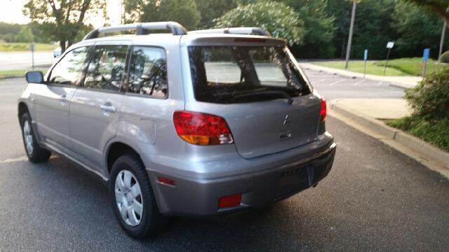 2004 Mitsubishi Outlander LS 4dr SUV - Greenville SC