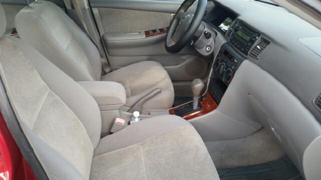 2006 Toyota Corolla S 4dr Sedan w/Automatic - Greenville SC