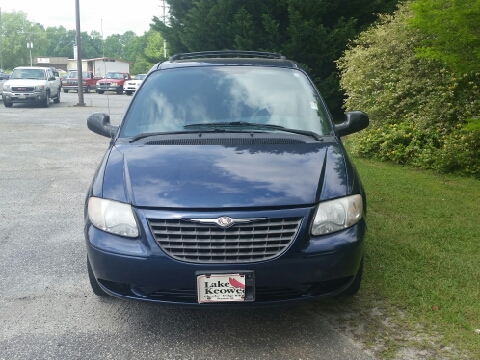 2003 Chrysler Voyager for sale in Greenville, SC