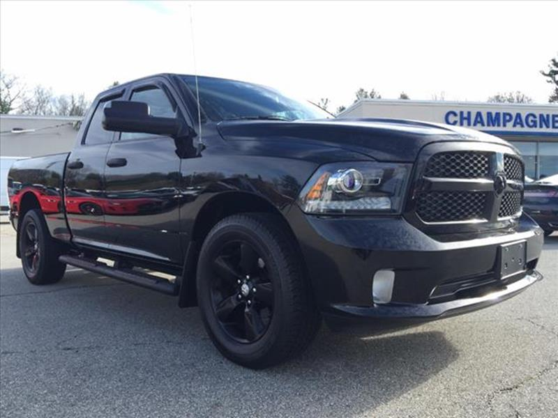 Ram Used Cars Pickup Trucks For Sale Willimantic Champagne Motor ...
