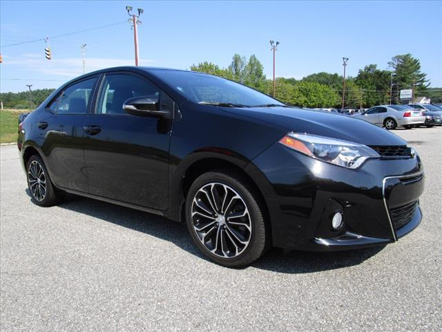 2014 new toyota corolla 4dr sdn cvt s plus at royal palm. Black Bedroom Furniture Sets. Home Design Ideas