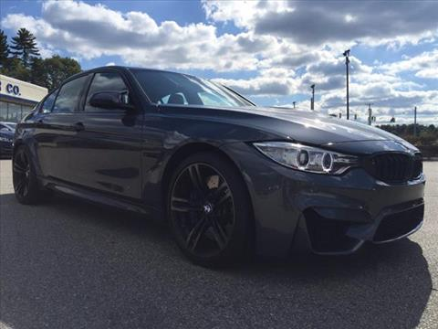 2015 BMW M3 for sale in Willimantic, CT