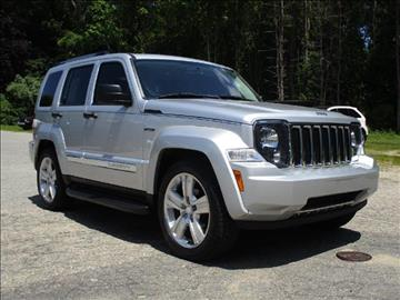 2012 Jeep Liberty for sale in Willimantic, CT