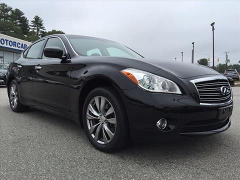 2013 Infiniti M37 for sale in Willimantic, CT