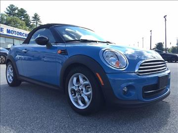 2014 MINI Roadster for sale in Willimantic, CT