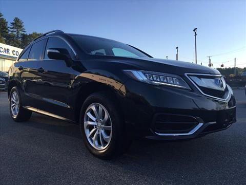 2016 Acura RDX for sale in Willimantic, CT