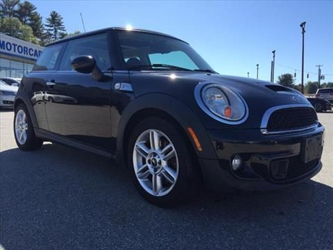 2013 MINI Hardtop for sale in Willimantic, CT