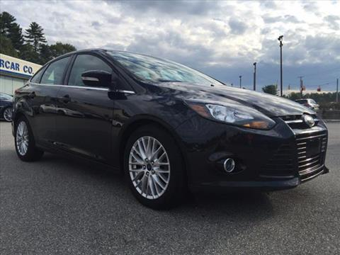 2013 Ford Focus for sale in Willimantic, CT
