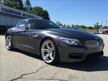 2015 BMW Z4 for sale in Willimantic, CT