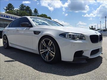 2014 BMW M5 for sale in Willimantic, CT